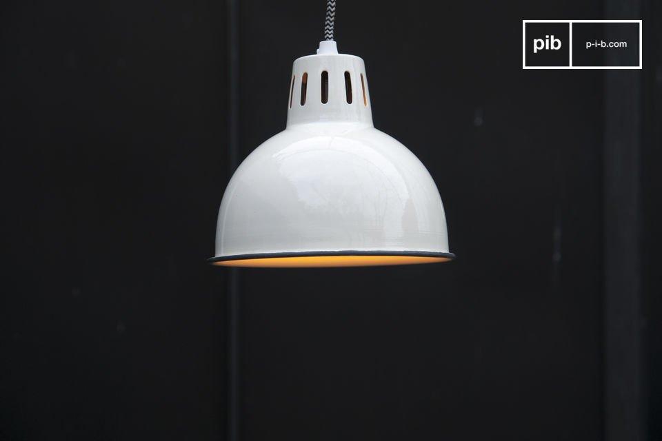 Witte Snöl hanglamp