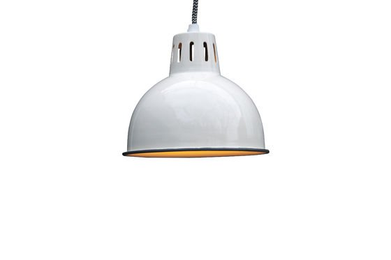 Witte Snöl hanglamp Productfoto