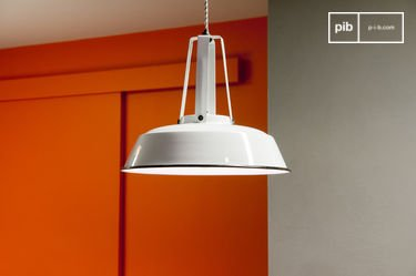 Witte Walter hanglamp