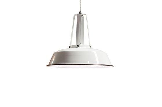 Witte Walter hanglamp Productfoto