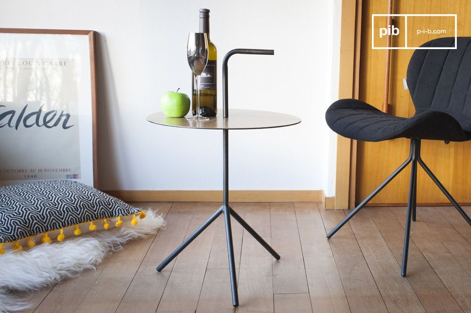 Xylème draagbare tafel met handvat
