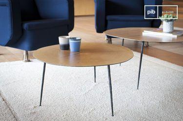 Xyleme dubbele salontafel