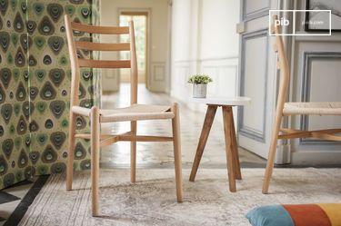 Ystad houten stoel