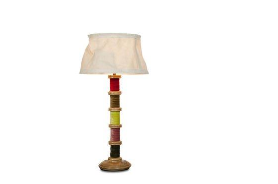 Zachte Mercery lamp Productfoto