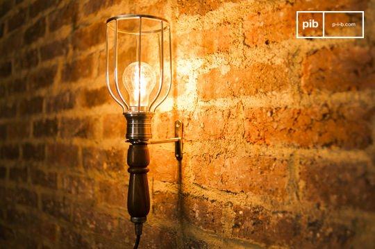 Zakari draagbare lamp
