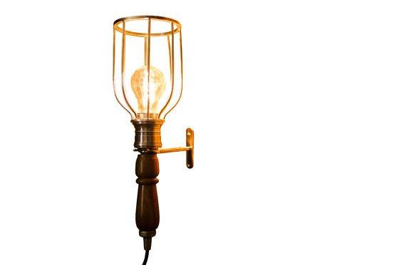Zakari draagbare lamp Productfoto