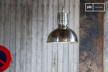 Zilveren hanglamp Lynce