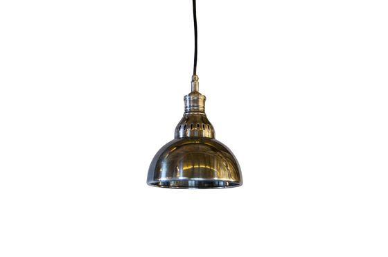 Zilveren hanglamp Olonne Productfoto