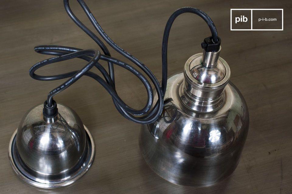Een hanglamp met de charme van vintage stijl