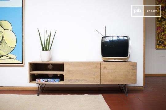 Zurich houten Tv meubel