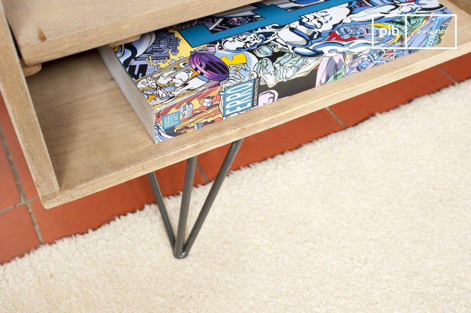 De Zurich TV meubel toont een eenvoudig ontwerp welke makkelijk is te integreren in een breed scala