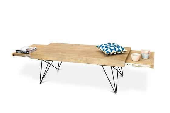 Zurich verlengbare salontafel Productfoto