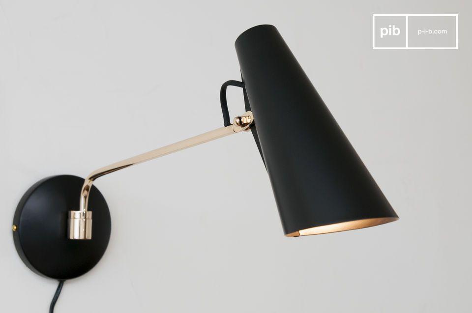 Een designlamp met een heerlijke vintage stijl