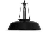 Zwarte hanglamp Walter